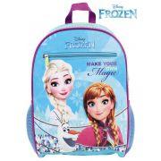 Mochila Escolar Infantil Menina Resistente Frozen Dermiwil