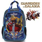 Mochila G Escolar Guardiões Da Galáxia Menino Infantil Escolar DMW