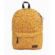 Mochila Infantil Escolar Adventure Time Amarelo G