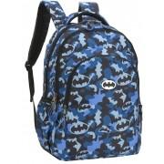 Mochila Masculina Escolar Juvenil Para Notebook Batman Grande Costa Impermeável Nova Luxcel