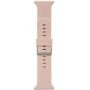 Pulseira De Silicone Rose Para Substituição Relógio Inteligente Smartwatch Avulsa 275mm Feminina Xtrax