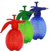 Pulverizador Borrifador Manual Spray Com Compressão Prévia Alta Pressão 1,5 Litro Anatômico Soluções Líquidas Jardim Higiene Limpeza