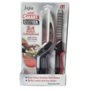 Smart Cutter 3 em 1 - Corta Legumes Rapidamente e Frios