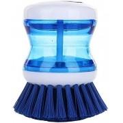 Utensílios De Cozinha Escova Com Dispenser Para Detergente Prático Lava Louças Moderno Lançamento Top Rio