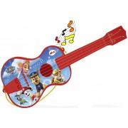 Violão Com Cordas Patrulha Canina Menino Instrumento Musical Infantil Brinquedo Educativo Criança +3 Anos Elka