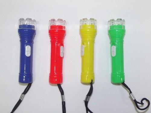 Kit 20 Chaveiros Lanternas Mini De Led Lembrança Festa