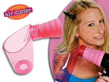 Air Curler Modelador De Cachos Profissional para Secador