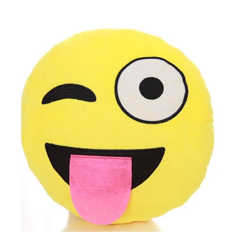 Almofada de Carinhas Smile