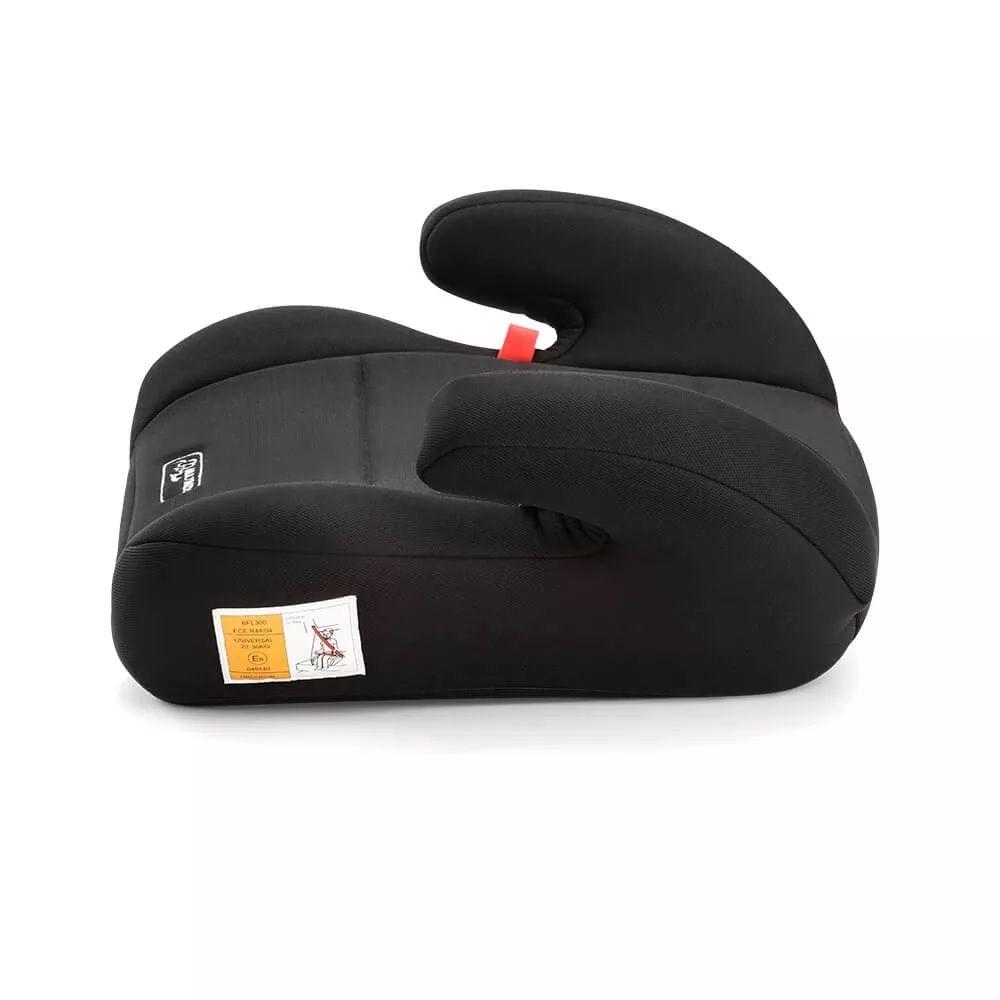 Assento para Auto Safe Booster 22-36Kg Preto Multikids Baby Multilaser