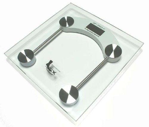 Balança Personal Digital Em Vidro Temperado 180kg