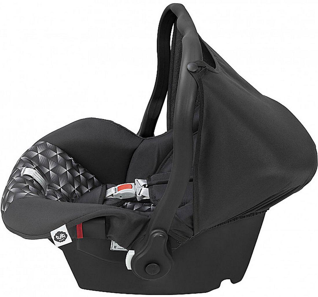 Bebê Conforto Nino Preto New Menino Confortável Até 13 Kg Original Lançamento Tutti Baby