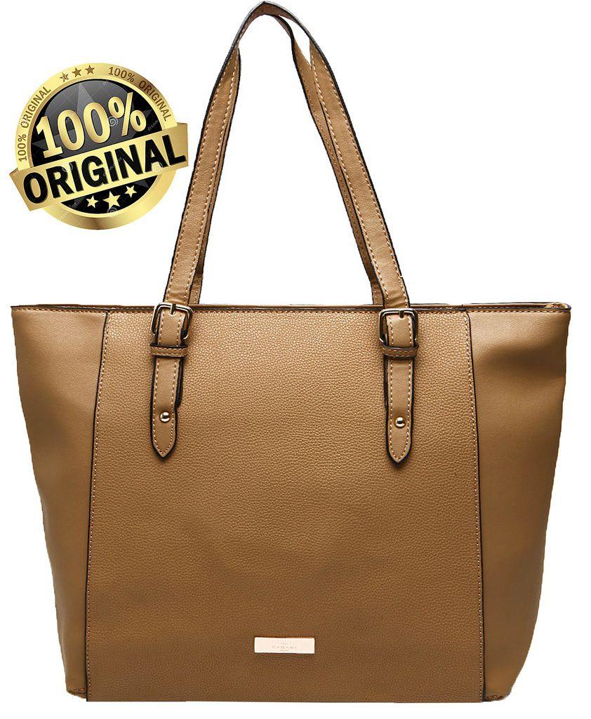 Bolsa Feminina Tote Bag Pagani Original Pvc Lado Semax