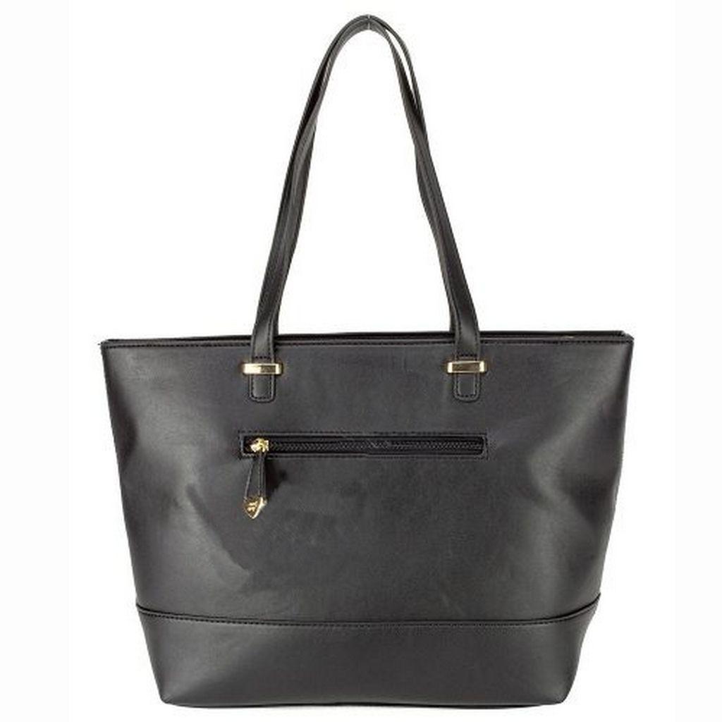 8116b6a22 ... Bolsa Feminina Tote Bag Grande Preta Love Betty Boop Original Semax -  Ditudotem ...