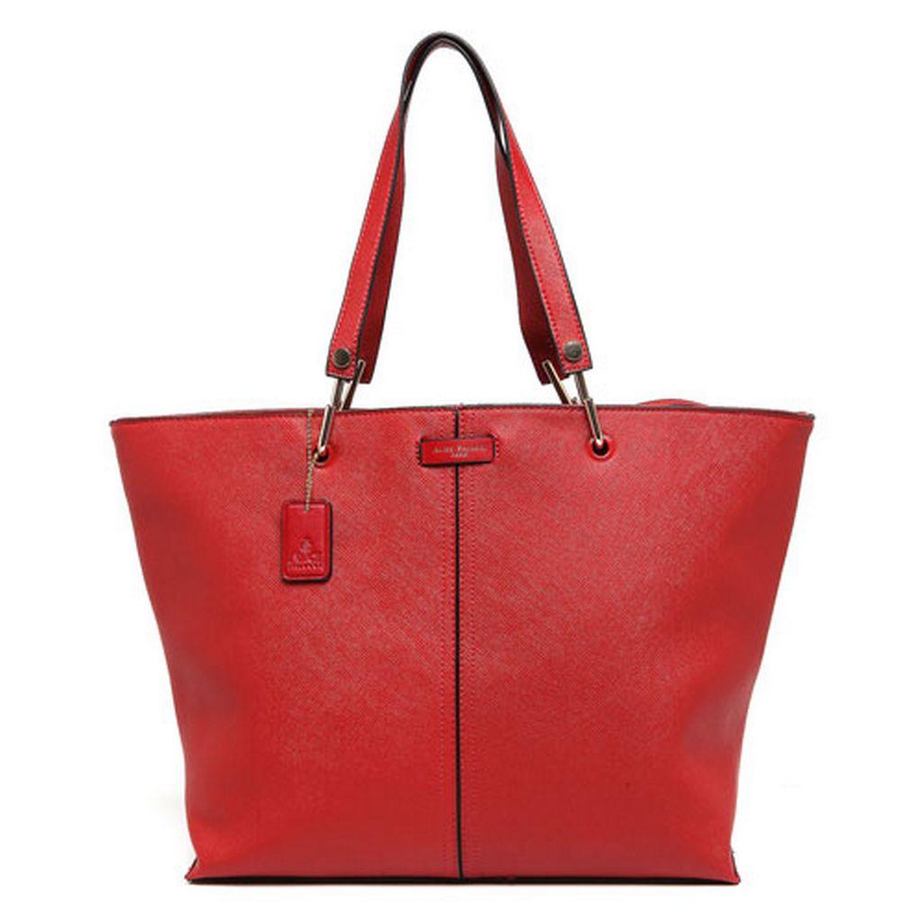 Bolsa Tote Bag Grande Work Now Alice Palucci Vermelho AL8805VM