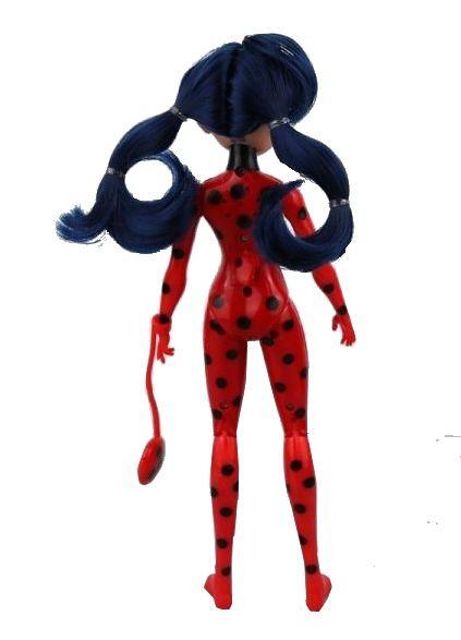 Boneca Miraculous Ladybug Musical Articulada Luz