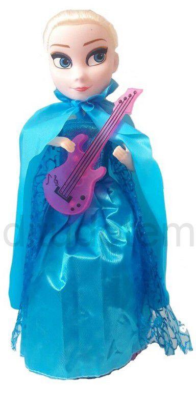 Bonecas Frozen Cantam Dançam