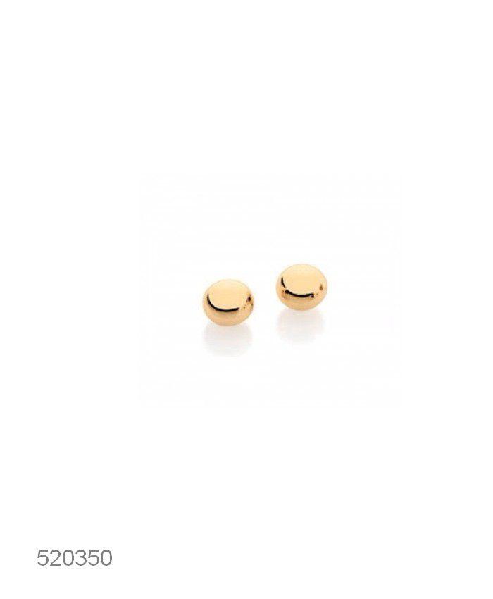 Brinco Bola Lisa 0,6 mm de Diâmetro Rommanel 520350