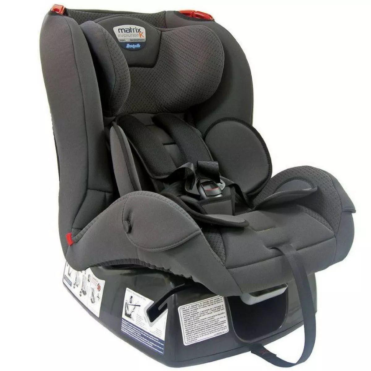 Cadeirinha Bebê Para Auto Matrix Evolution Carro 0 A 25 kg Burigotto