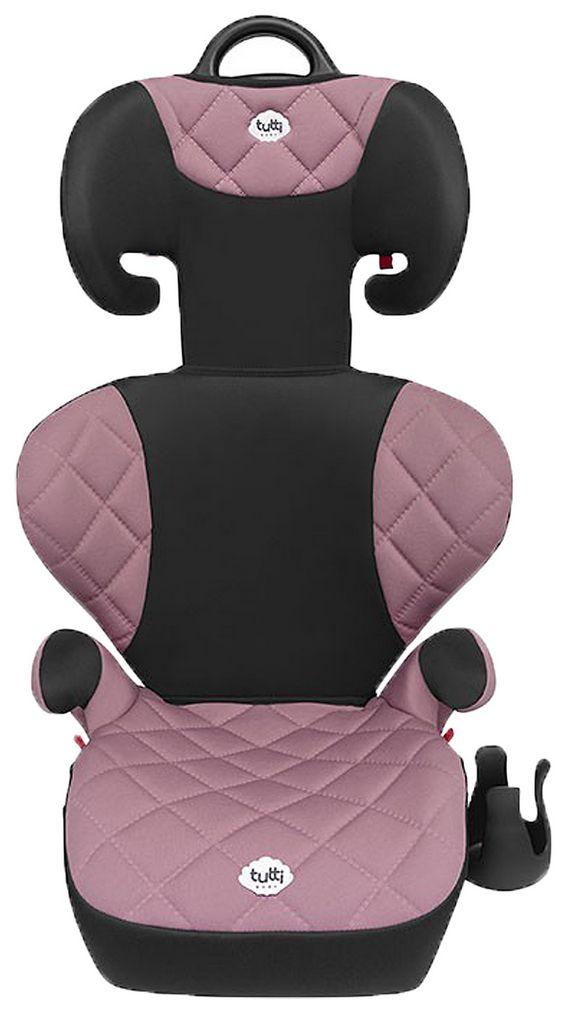 Cadeirinha Carro Infantil Triton Rosa Menina 15Kg Á 36Kg Original Tutti Baby