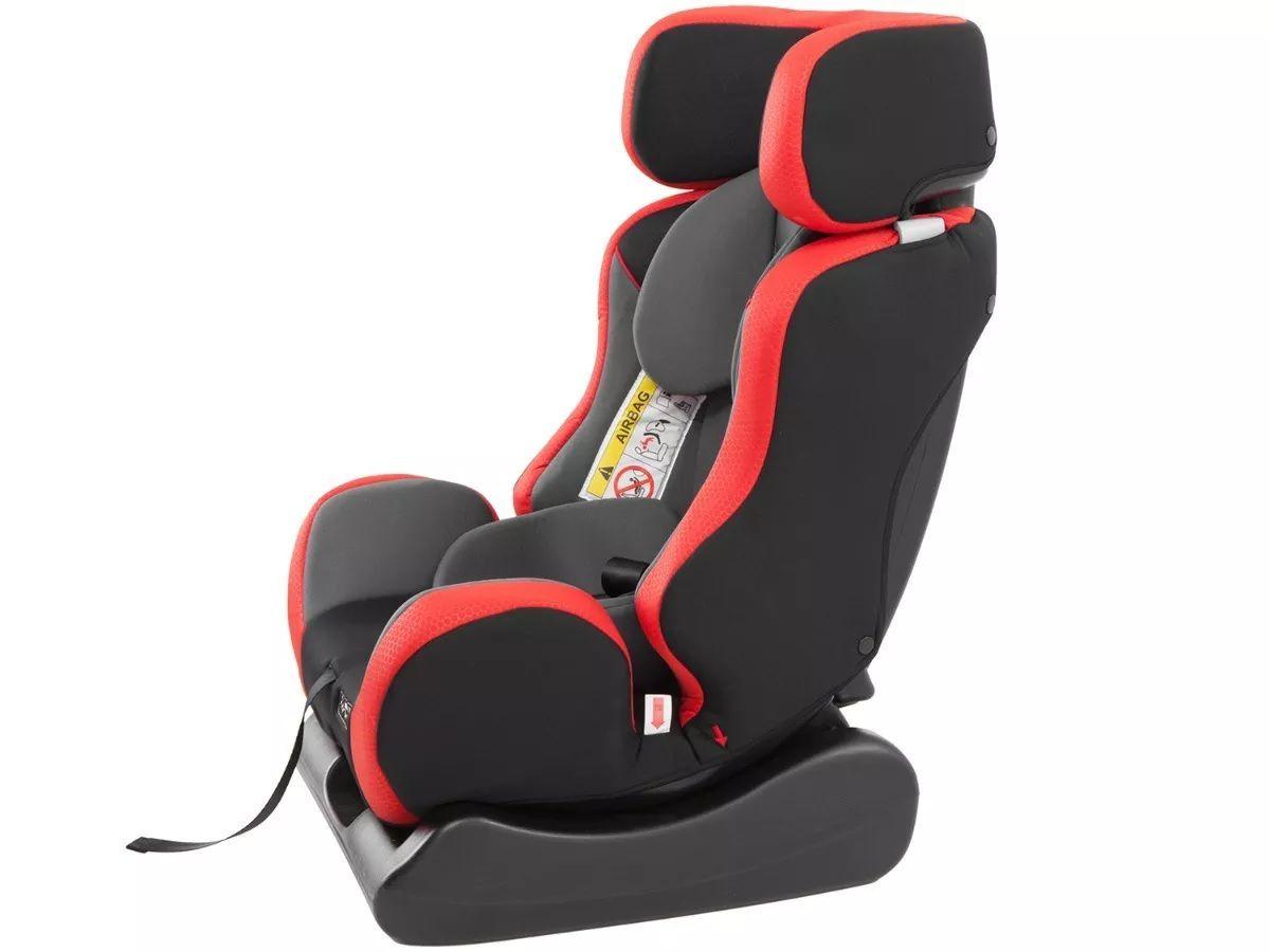 Cadeirinha Bebe Reclinável Airbag Elite 0 À 25 Kg Bb516 Multikids - Multilaser