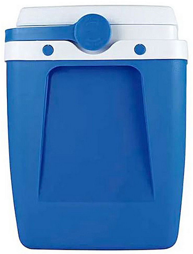 Caixa Térmica 18 Litros Azul Praia Piscina Cooler Verão Mor