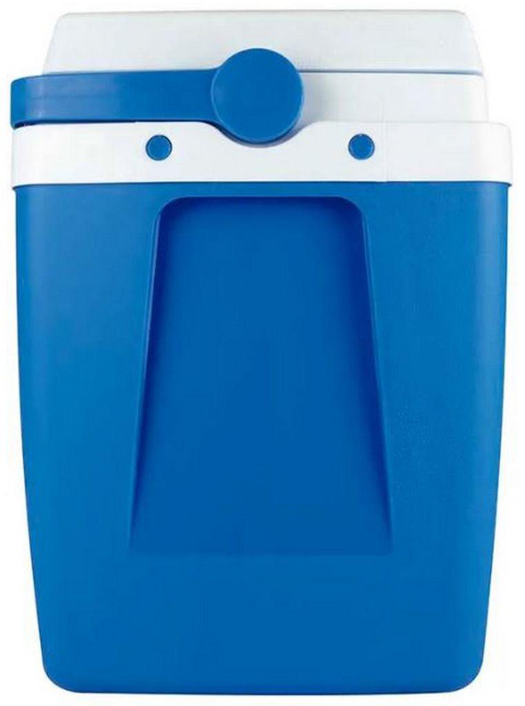 Caixa Térmica Azul 34 Litros Praia Piscina Cooler Verão Mor