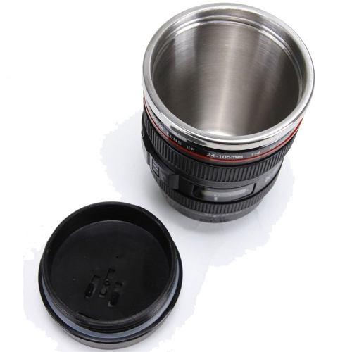 Caneca Termica de Bico 24-105mm - Copo De Alumínio