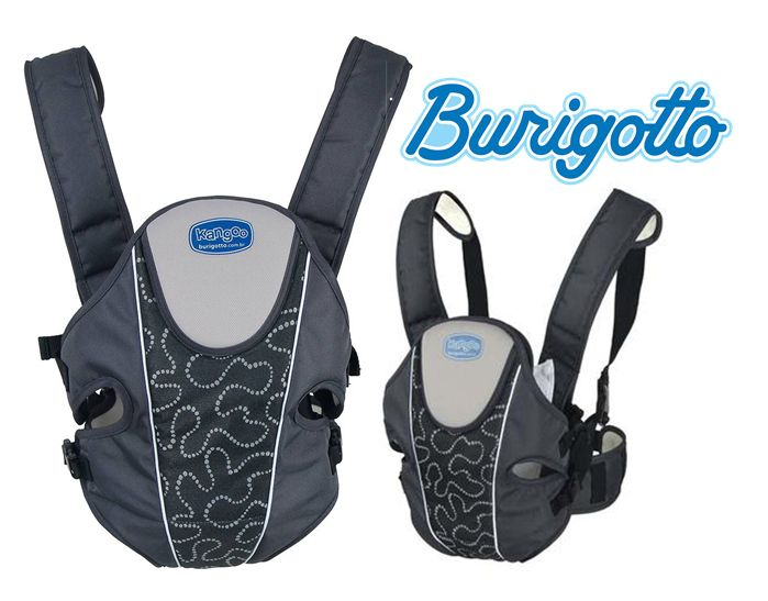Canguru Para Bebê Kangoo 3 Posições - Burigotto