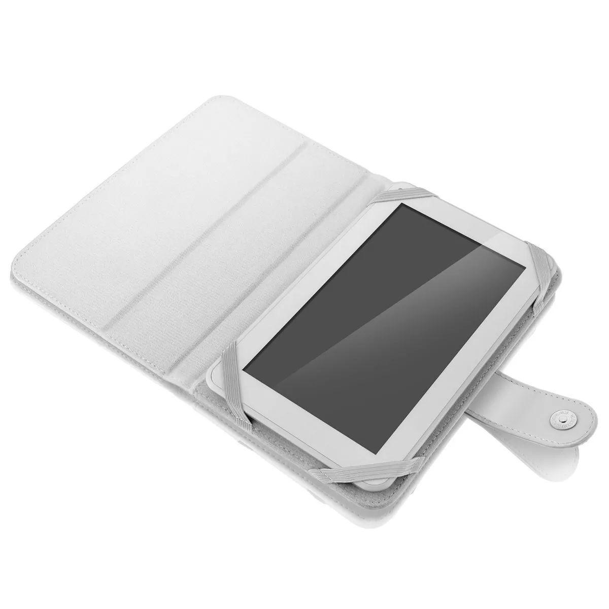 Capa Case Para Tablet 7 Polegadas Branco - Multilaser