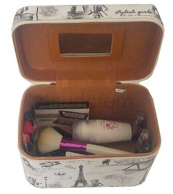 Case Necesser De Maquiagem Médio  19x14x11