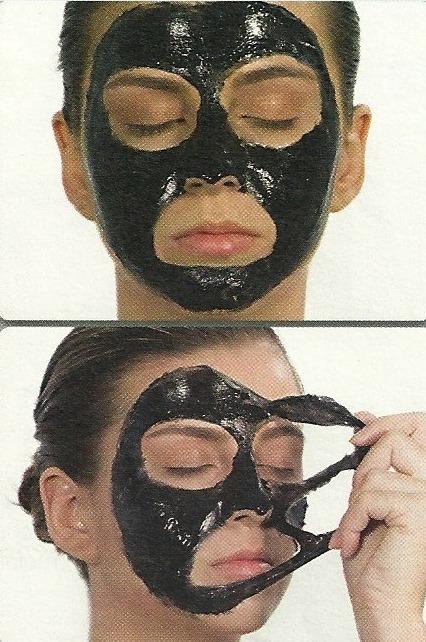 Kit 6 Máscara Facial Black Removedora De Cravos Abelha Rainha