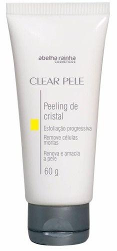 Kit 6 Peeling De Cristal 60g - Esfoliador - Abelha Rainha