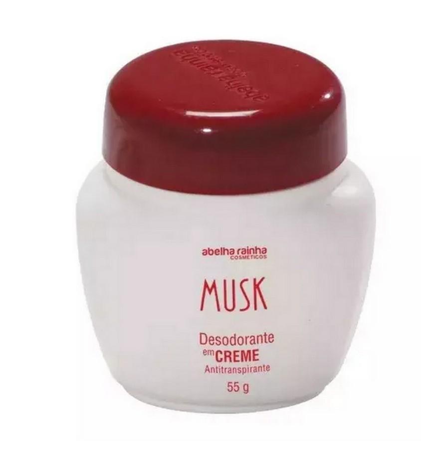 Desodorante em Creme Abelha Rainha