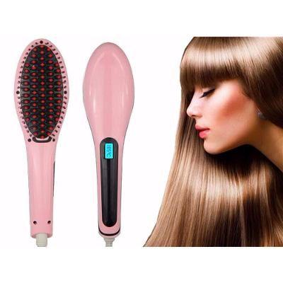Escova Alisadora Elétrica 230°c Magic Hair Bivolt