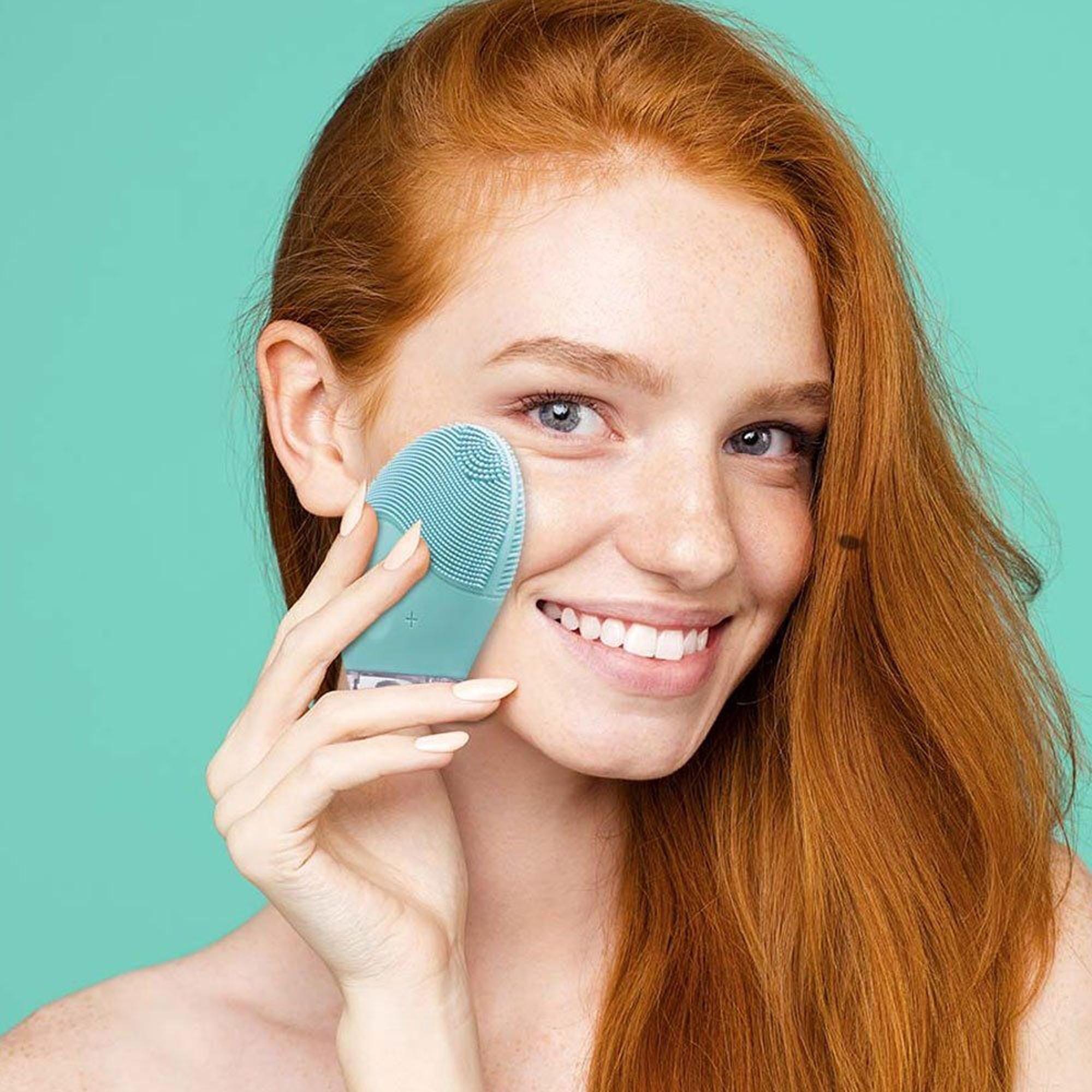 Escova Massageadora  Facial Limpeza Profunda Bella Resistente á Água Recarregável Original Multilaser