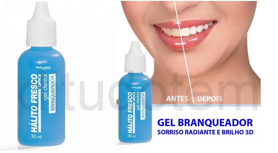 Gel Dental Abelha Rainha
