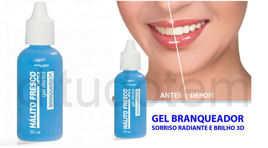 Gel Dental Abelha Rainha