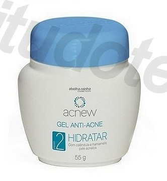 Gel Facial  Ant- Acne Acnew - Abelha Rainha