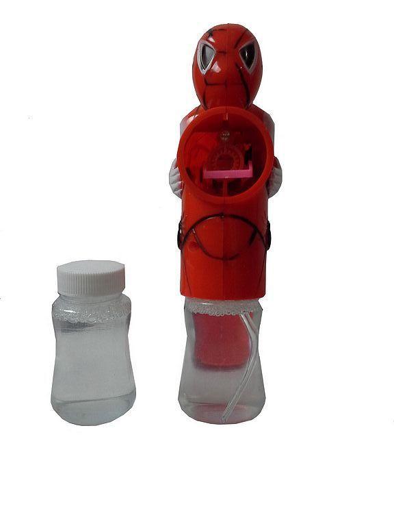 Homem Aranha Bolinha De Sabão Brinquedo Do Verão