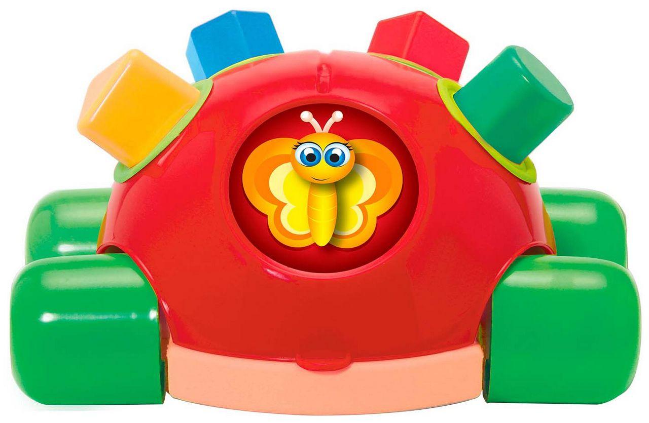 Joaninha Blocos De Encaixar Forminhas Coloridas Brinquedo Infantil Smoby Atividades Bebê Educativo Menino Menina Bolhas De Sabão Gulliver