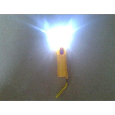 Kit 12 Mini Lanternas Led Chaveiro
