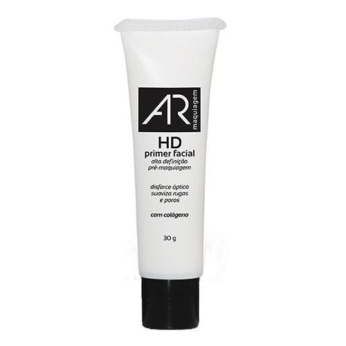 Kit 6  Primer Facial Hd Pré-maquiagem 30 G - Abelha Rainha