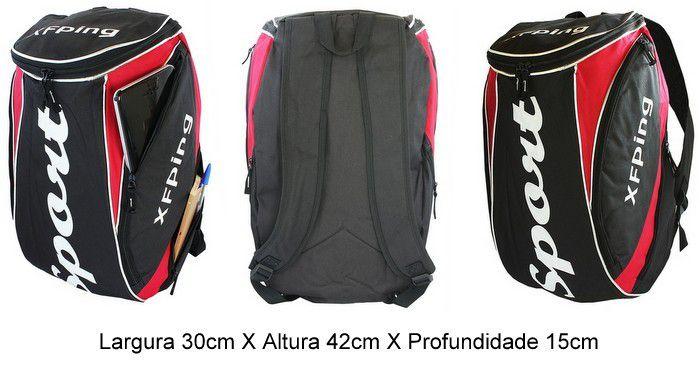 KIt Mochila Sport Moto Ciclista + Capa De Chuva + Garrafa Termica