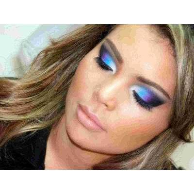 Kit Pincel de Maquiagem  Mia Style