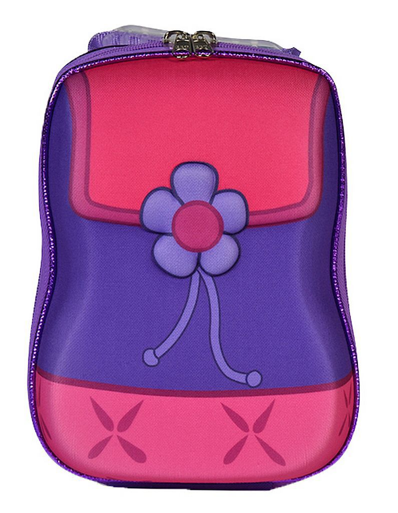 Lancheira Escolar Dora Aventureira 3D Infantil Menina Resistente
