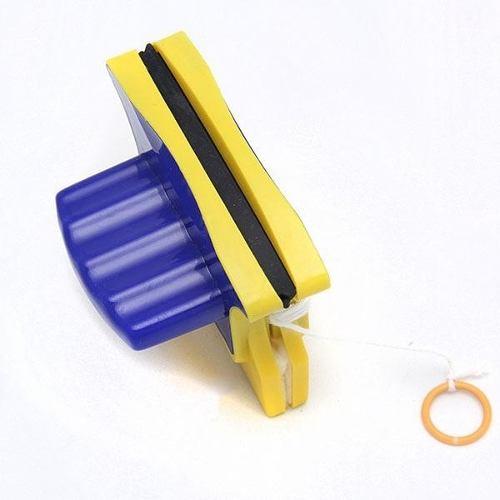 Limpador Magnético Limpa Vidro Janela Aquário