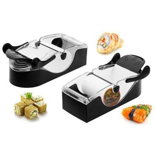 Máquina de Fazer Sushi - Perfect Roll - Sushi em Casa!