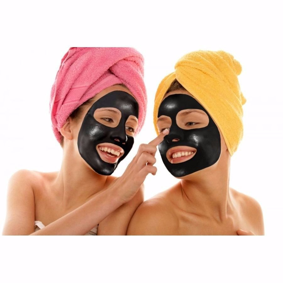 Máscara Preta Removedora De Cravos + Micropeeling Facial