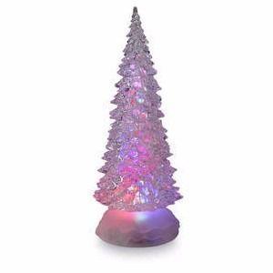 Mini Arvore de Natal Led Multicor Enfeite de Natal