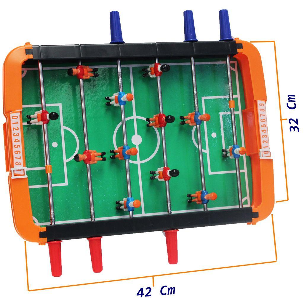 Mini Totó Football Ventosas Removíveis Infantil Menino Menina Bolinhas Divertido Maior 6 Anos Modelo ZP00605 Original Zoop Toys Lançamento